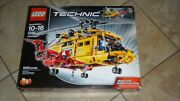 Lego Technic Helicopter 9396 2 In 1 Model =new=damaged Box