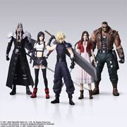 Final Fantasy Vii Remake Trading Arts Figure Pick Your Character Ff7