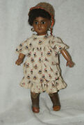 Rare 1907 15 Black Jumeau French Doll - From Estate All Original