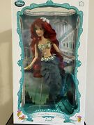 Disney Store The Little Mermaid Ariel Limited Edition 17 Doll
