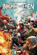 Inhumans Vs. X-men 2017, Hardcover And Free Shipping