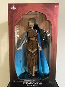 Disney Limited Edition Pocahontas Doll 17 New