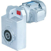 Bonfiglioli Shaft Mounted Geared Motor Part Number F704 1091 P80 Bn80a4 With An