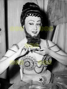 Photo - Blanche Thebom As Baba The Turk In The Rake's Progress, New York, 1953