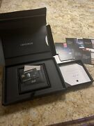 Authentic American Express Amex Centurion Black Cardandnbspvery Rare Exp 5/2026 With