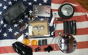 ⚡harley Davidson Misc Parts Lot - Used Twin Cam ⚡