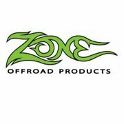 Zone Offroad F1403 4 Box Kit For 00-05 Ford Exursion 4wd