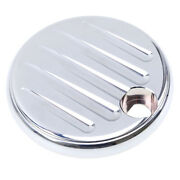 Cnc Aluminum Fuel Tank Cap Cover For Harley Cvo Street Glide 2008-2016 Replace