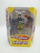 Alter Nation Phase 1 Albert Vii Action Figure Panda Mony Toys New In Box