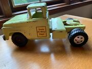 Vintage State Hi-way Dept Tonka Tractor Truck Only With Windshield