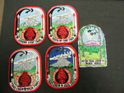 Philmont Scout Ranch 5 Oa Trail Crew Patches   Eb25