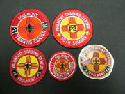 Philmont Scout Ranch Training Center Pocket Patches And Decal   Eb25