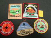Philmont Scout Ranch Lot Of Patches    Eb25 5