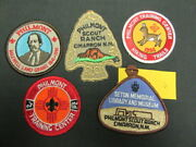 Philmont Scout Ranch Lot Of Patches    Eb25 6