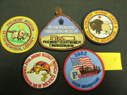 Philmont Scout Ranch Lot Of Patches    Eb25 4