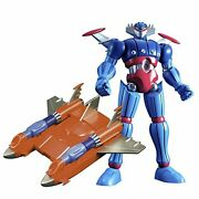 Dynamite Action Steel Jeeg And Big Shooter Build-up Set Special Color Version Non