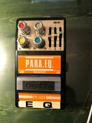 Guyatone Ps-022 Para.eq. 3-band Equalizer Vintage Guitar Effects Pedal