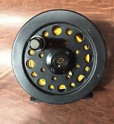 Pflueger Summit 1294 Fly Reel Andldquographite And Metal Andrdquo W/new Line Scientific Anglers