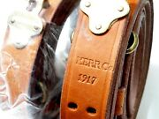 M1907 Sling Repro Brass Fittings Kerr Or Rock Island Wwi Dated And03917 And And03918