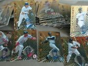 Rare - 1997 Pacific Crown Collection Prism Set- 1-150 -baseball