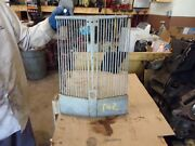 Original Ford 8n-9n Tractor Radiator Front Grille Ford A2
