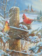 New 1000 Pc Puzzle Holy Hillside By Sam Timm Sealed Item 29101