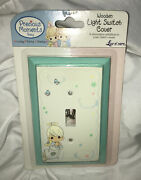 Precious Moments Baby Wooden Light Switch Cover
