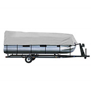 Icover Trailerable Pontoon Boat Cover Fits 17 To 20ft Long And Beam Width Up To