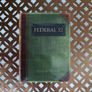 Federal 52 Foiled Gilded Ed Playing Cards New Kings Wild Project Shorts Deck