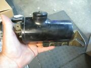 Vintage Mallory Double Secondary Master Ignition Coil Model Dsm 6 Volt