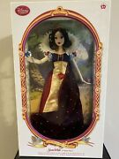 """Disney Limited Edition Doll 17"""" Snow White"""