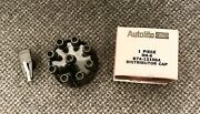 Nos Autolite-ford Dh6 Dr5 Distributor Cap Rotor Plus Repro. Boss 429 Shelby Gt.