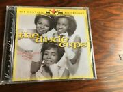 The Complete Red Bird Recordings By The Dixie-cups Cd Aug-2002 Varandegravese...