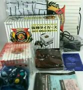 Hanshin Tigers Game Cube Console System Boxed With Jersey And Bag Nintendo Japan