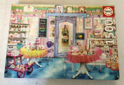 Educa Cake Shop 1500 Piece Puzzle Made In Spain Uncounted