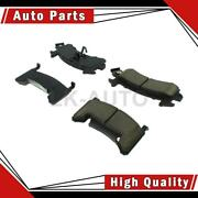 Centric Parts Rear 1 Of Disc Brake Pad Sets For Cadillac Deville