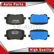 Centric Parts Rear 1 Of Disc Brake Pad Sets For Dodge Charger 2014-2018