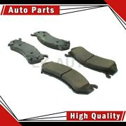 Centric Parts Rear 1 Of Disc Brake Pad Sets For Chevrolet Avalanche 2500