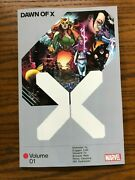Dawn Of X Tpb Vol 1 Jonathan Hickman X-men First Issues After House Of X New Ptg