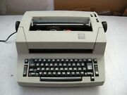 Collector Edition Personal Ibm Selectric Typewriter W/self Correction Key W/warr