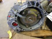 Ford Fusion 2008-2009 Automatic Transmission At 3.0l 6 Speed Fwd