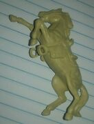 Marx Roy Rogers Ranch Vintage Playset Trigger Horse Standing 54mm 1950 Cowboy