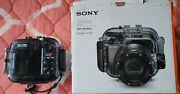 Sony Mpk-urx100a Underwater Housing For Sony Rx100 Series - Used