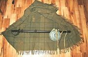 Awesome And Extremely Rare Original Csa Enlisted Troop Battlefield Lot