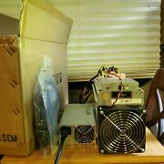 Bitmain Antminer L3+ 504+mh/s Doge Litecoin With Power Supply Bitmain Apw3++ M17