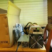 Bitmain Antminer L3+ 504+mh/s Doge Litecoin With Power Supply Bitmain Apw3++ M21