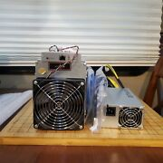 Bitmain Antminer L3+ 504+mh/s Doge Litecoin With Power Supply Bitmain Apw3++ 101
