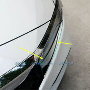 New Stainless Steel Chrome Headlight Cover Trim For Honda Accord 10th 2018-2021