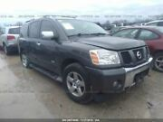 Automatic Transmission 4wd Se With Package Big Tow Fits 05 Armada 350932