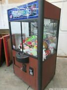 75 High Arcade Claw Toy Coin Operated Vending Machine W Coin Slot